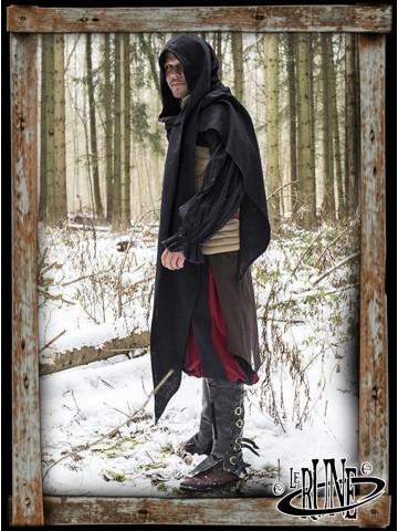 Cowl Altair Epic Black