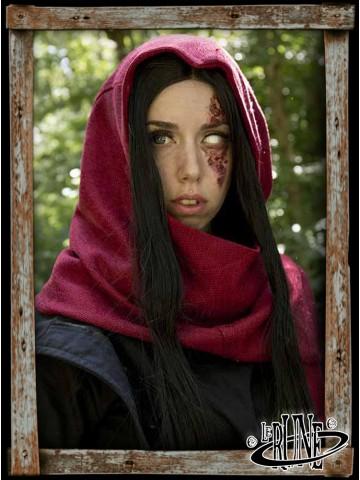 Cowl Altair Dark Red