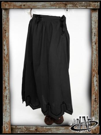 Svenja skirt black