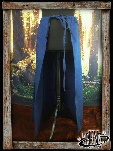 Canvas battleskirt Kastor blue
