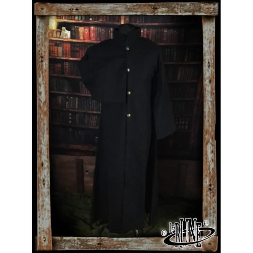 Canvas robe Merlin Black
