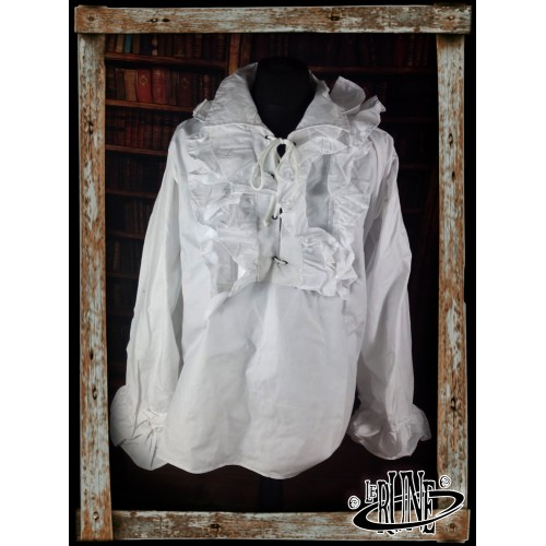 Cotton shirt Ruben White