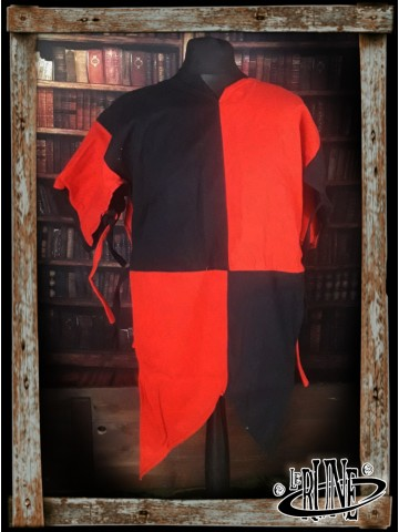 Canvas surcoat Malfred