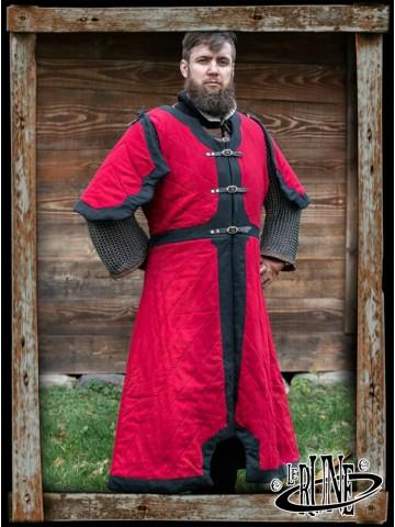 Gambeson Dastan Dark Red/Epic Black