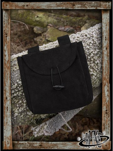 Leatherbag Thin - L
