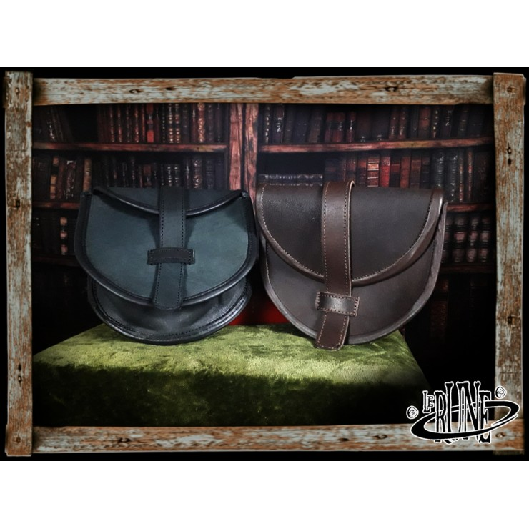 Leather Beltbag Alcazar (large)