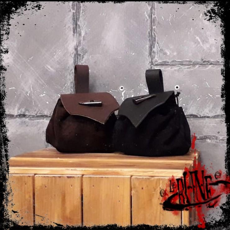 Leather Beltbag Erimar