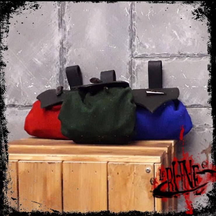 Leather Beltbag Erimar (special)