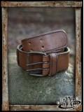 Ring belt Brown