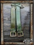 Twin belt Green