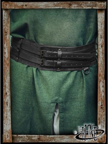 Viking belt Anike - Black
