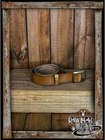 Adventurer leather belt (Brown)
