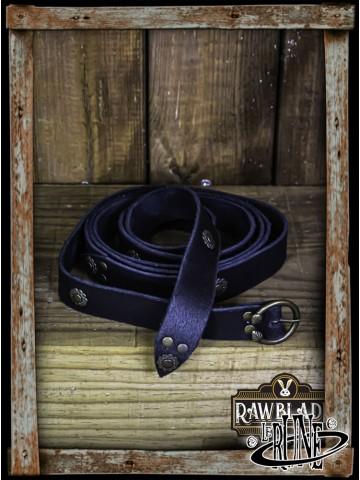 Long belt Julienne (Black)