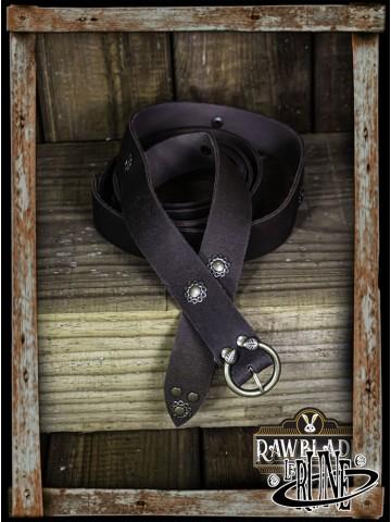 Long belt Julienne (Brown)