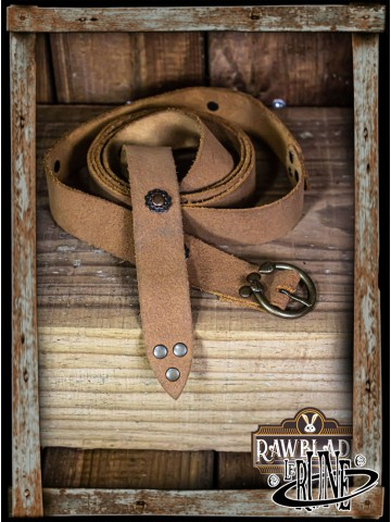 Long belt Julienne (Light Brown)