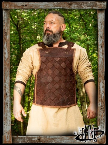 RFB Viking Leather armour - brown