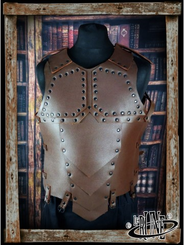 Leather cuirass Malazar