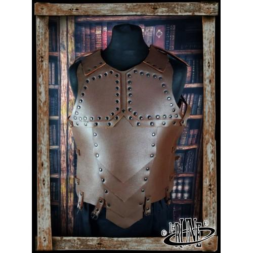 Leather cuirass Malazar