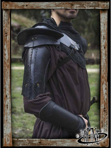Shoulder Armour black