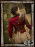 Shoulder Armour brown