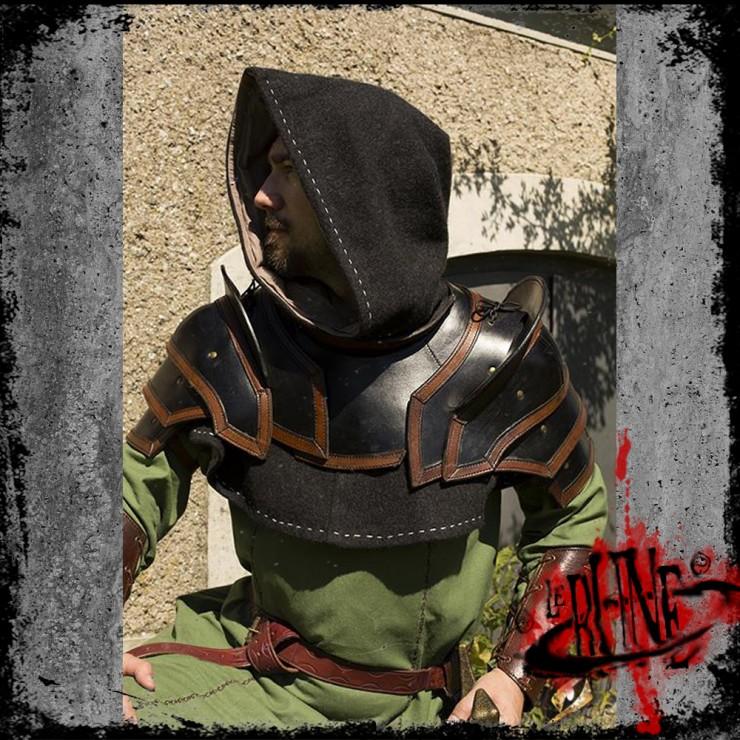 Shoulder Armour & Neck Guard