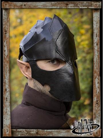Assasin helmet black
