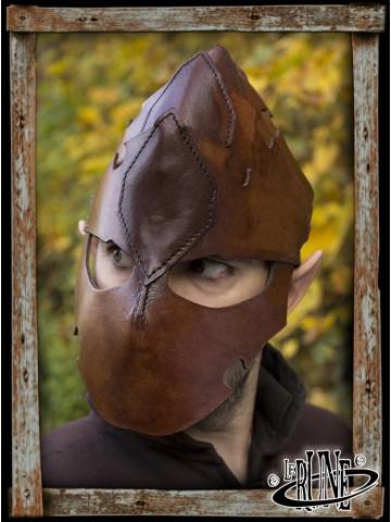Assasin helmet brown