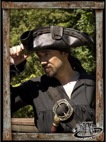 Pirate hat - Black