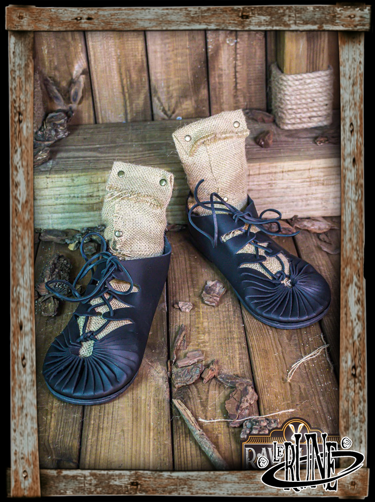 Elorika Sandals - Black