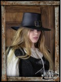 Solomon Kane Hat - Black