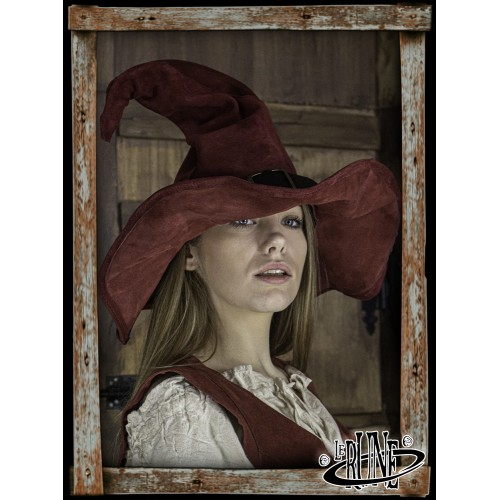 Wikka the Witch Hat - Red