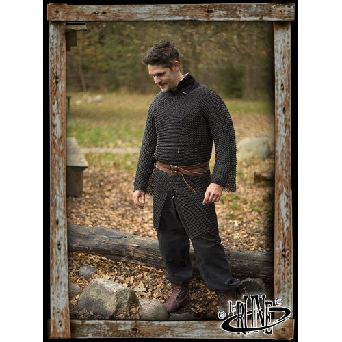 Alaric Chainmail Epic Black