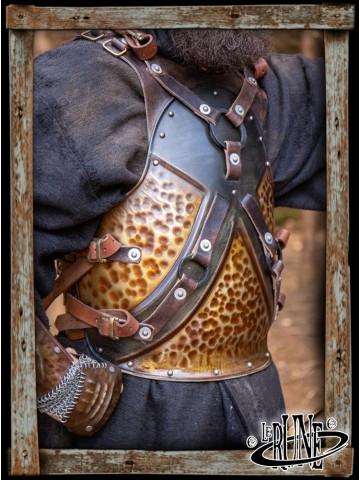 Raider armour - Epic dark/Rust