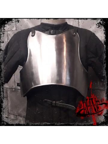 Steel chestplate Eneas
