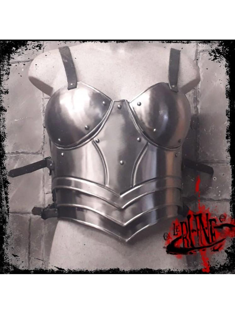 Steel breastplate Kalpurnia