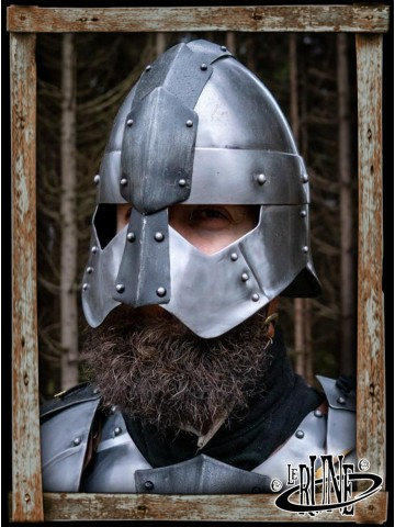 Dreki Helmet - Matte Polish/Epic Dark