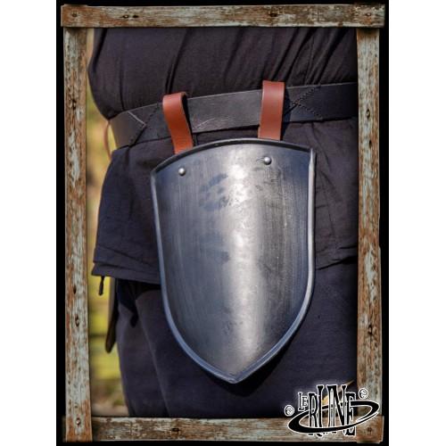 Scout Belt Shields - Epic Dark