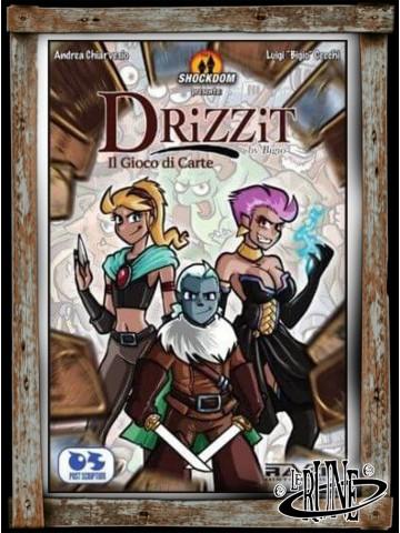 Drizzit - The Card Game (ITA)