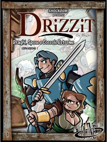Drizzit - Il Gioco di Carte - Draghi, Spose e Coccole Estreme (ITA)