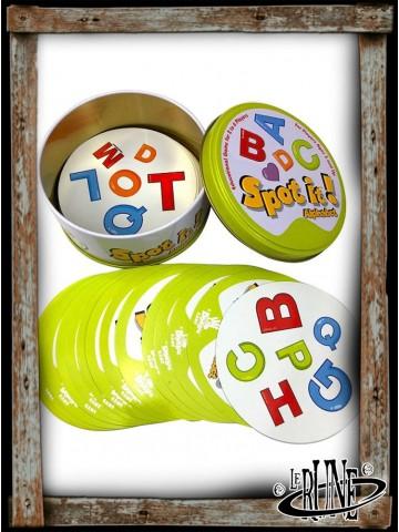Dobble - Spot it! Alphabet