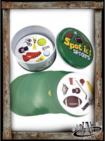 Dobble - Spot it! Sports