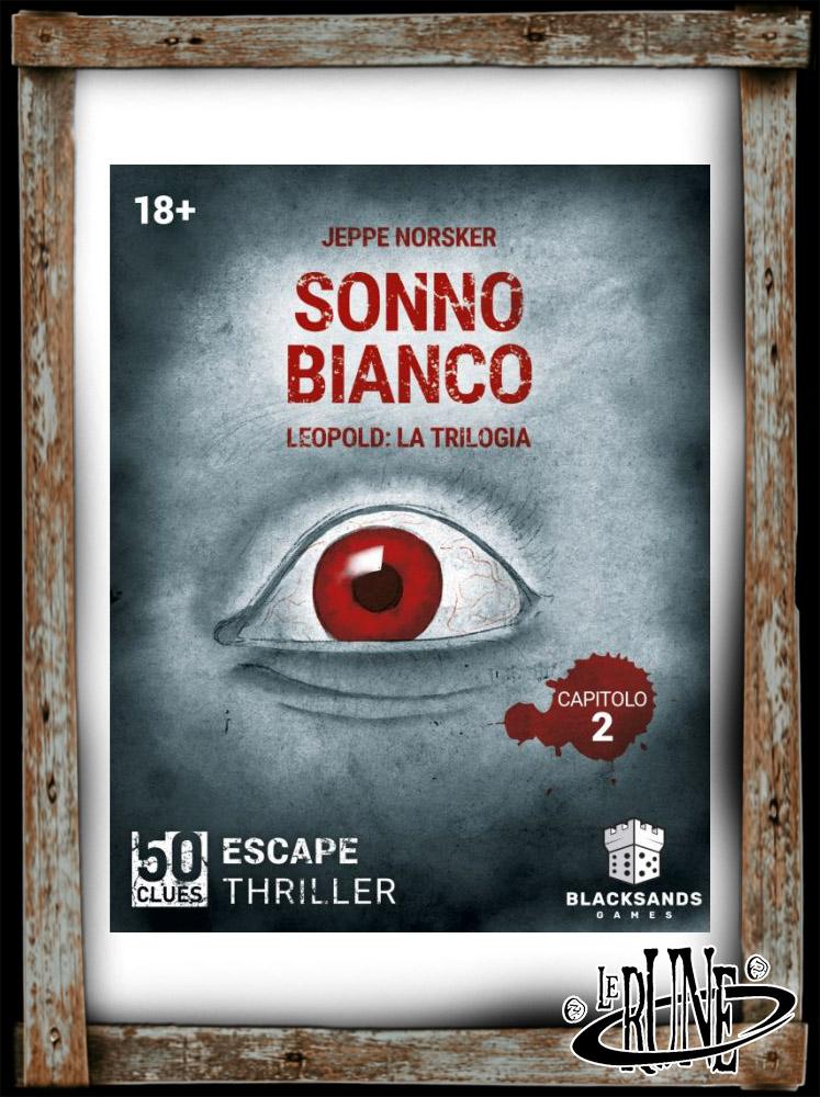 50 Clues - Leopold: 2 Sonno Bianco (ITA)