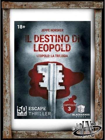 50 Clues - Leopold: 3 Il Destino di Leopold (ITA)