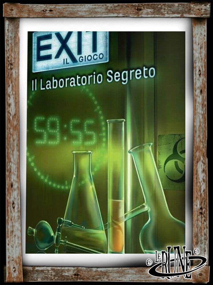 Exit: Il Laboratorio Segreto (ITA)
