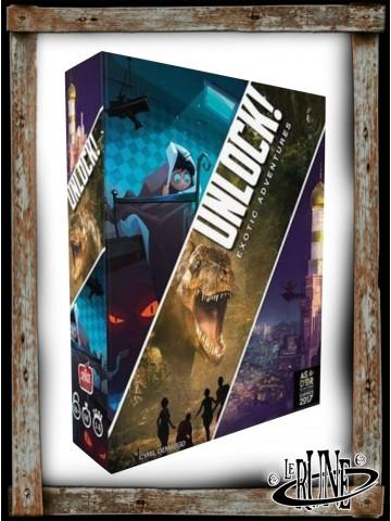 Unlock!: Exotic Adventures (ITA)