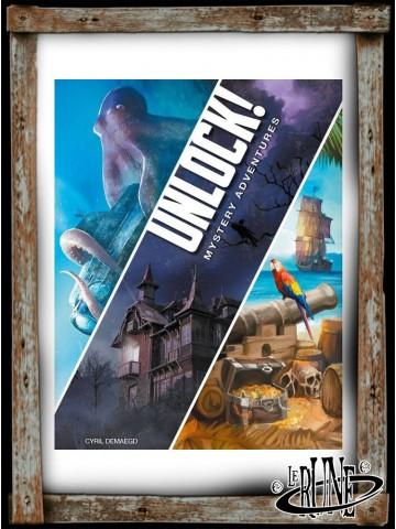 Unlock!: Mystery Adventures (ITA)