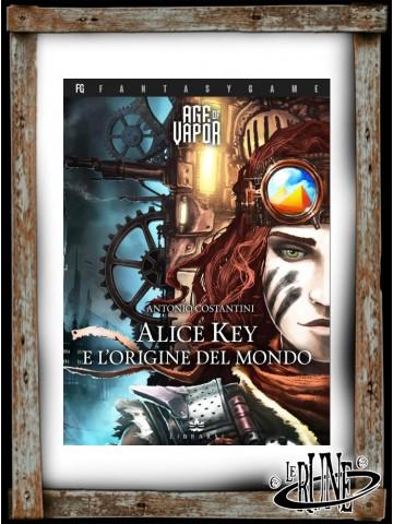 Alice Key e l'Origine del Mondo (ITA)