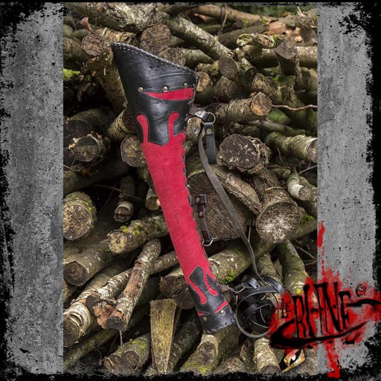 Quiver Ranger Red-Black