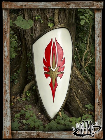 Elf Shield - Red (115x95)