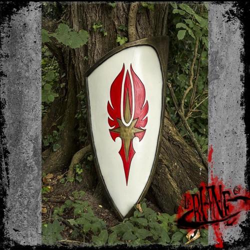 Elf Shield - Red (115x95)